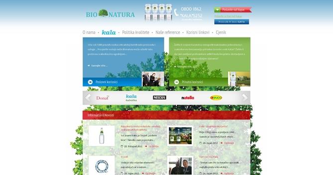 Bionatura bidon vode