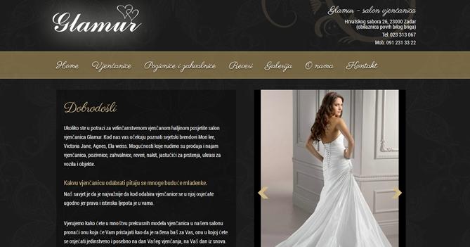 Salon vjenčanica Glamur