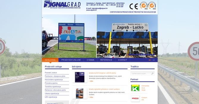 Signalgrad