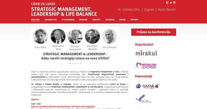 Lideri za lidere