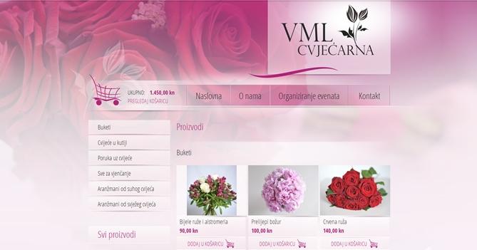 VML Cvjećarna