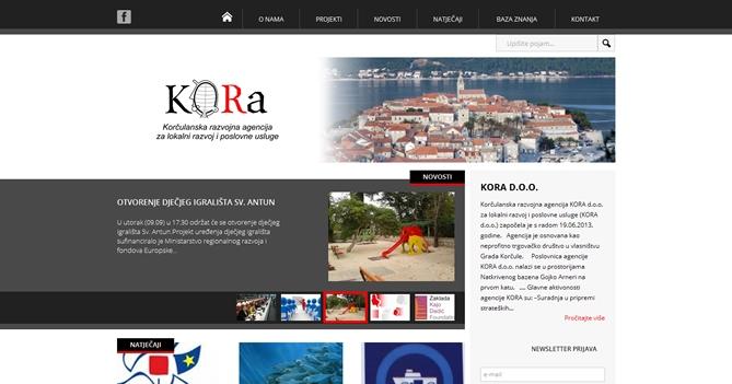 Korčulanska razvojna agencija KORA d.o.o.