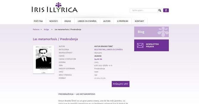Iris Illyrica