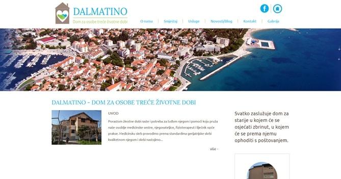Dom Dalmatino