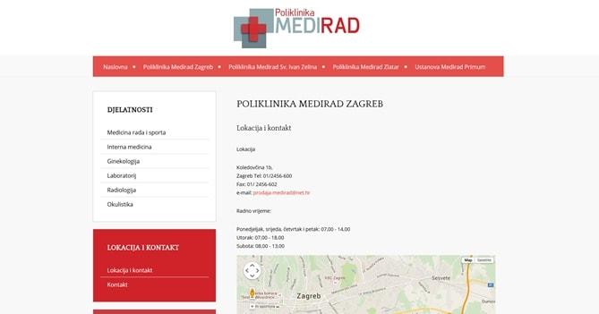 Poliklinika Medirad