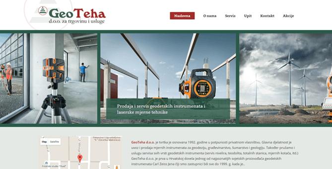 Geoteha