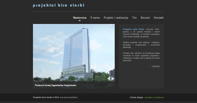Projektni ured Vinski