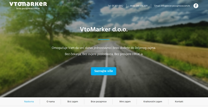 VTO Marker
