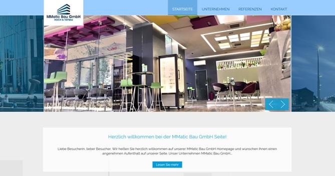 MMatic Bau GmbH