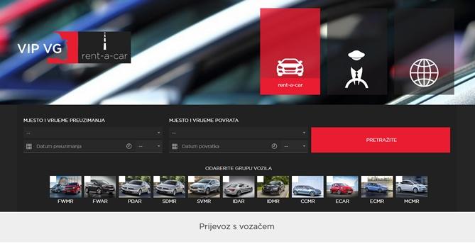 VIP VG Rent-a-car