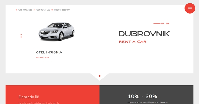 Dubrovnik rent a car