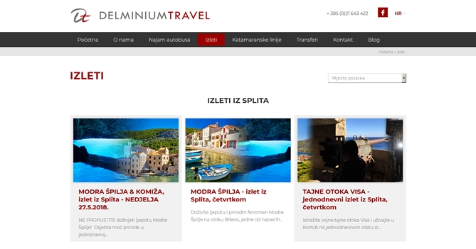 Delminium travel