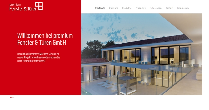 premium Fenster & Türen GmbH