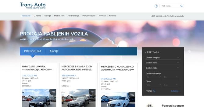 Aplikacija za web mjesto za vrijeme upoznavanja
