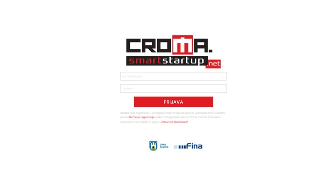 Croma StartUp