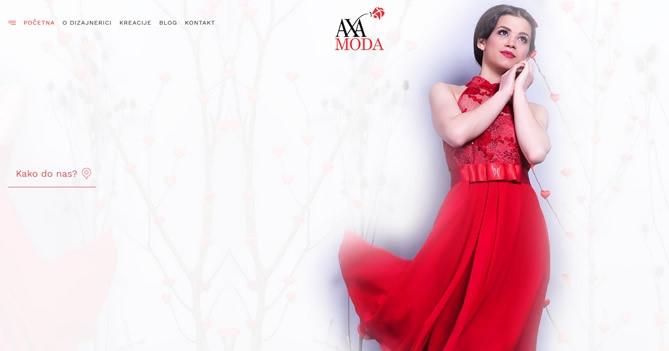 AXA moda