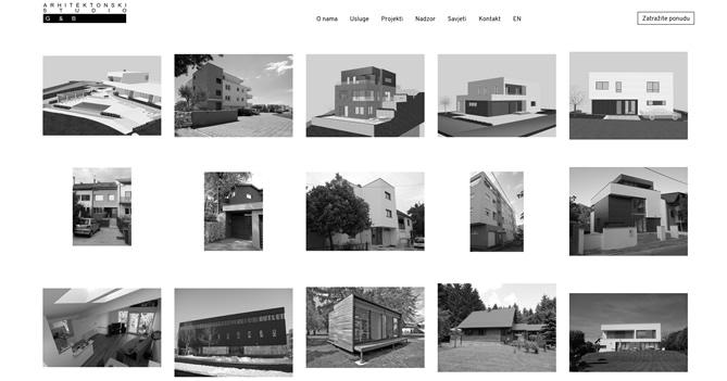 Arhitektonski studio G & B