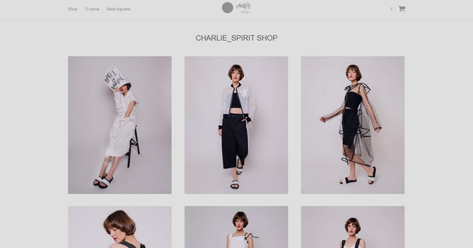 Charlie Design shop