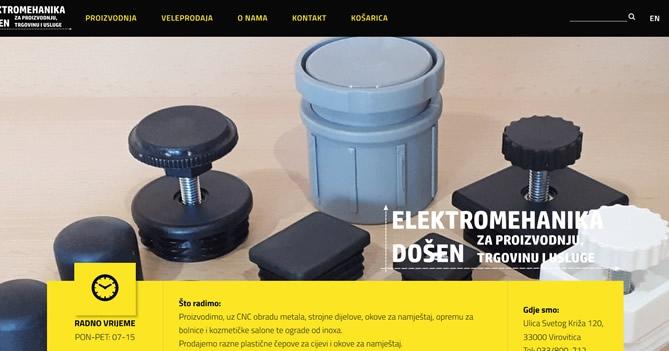 Elektromehanika Došen
