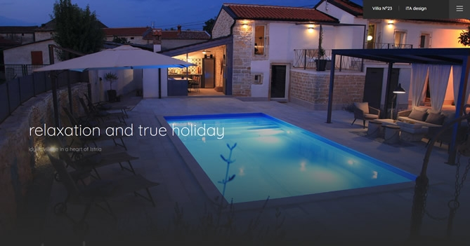 Villa No24 Istria