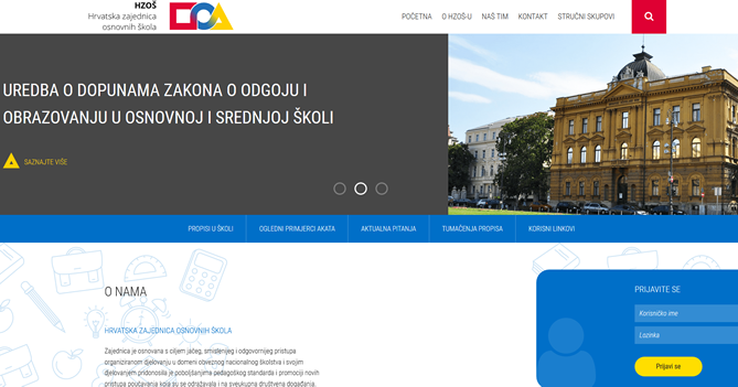 Hrvatska zajednica osnovnih škola