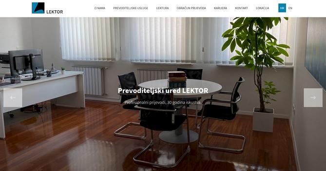 Prevoditeljski ured LEKTOR