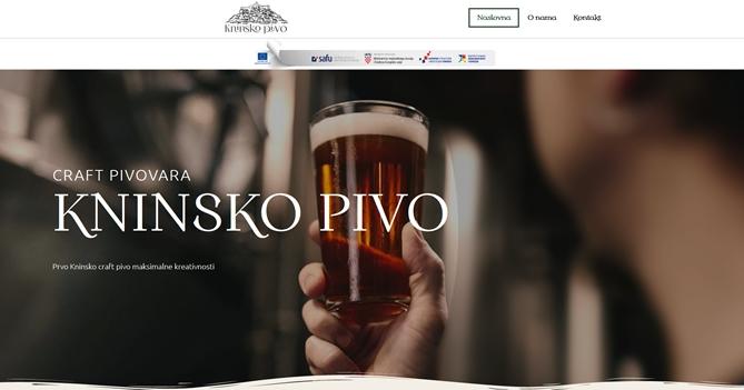 Kninsko pivo